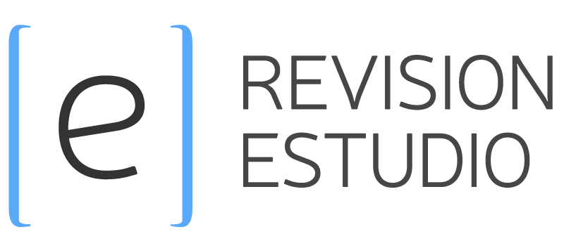 revision estudio